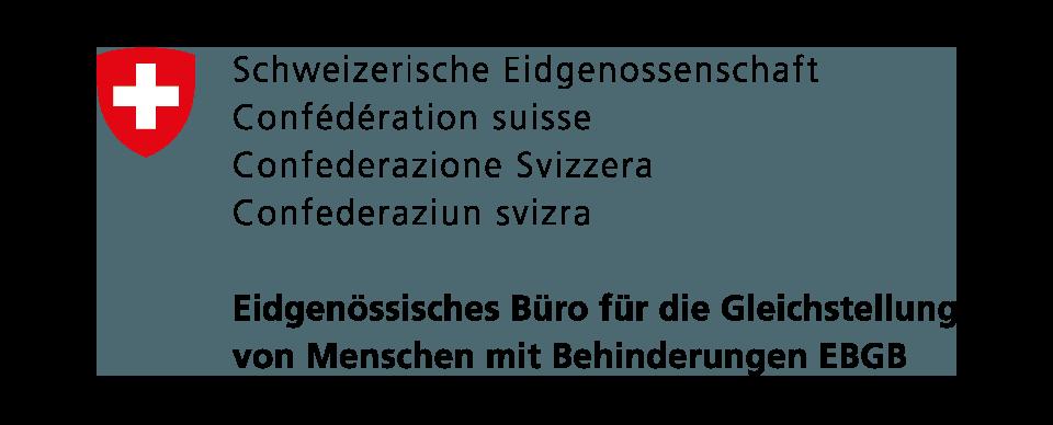 Das Logo der Schweizer Eidgenossenschaft