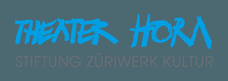 Das Logo des Theaters HORA