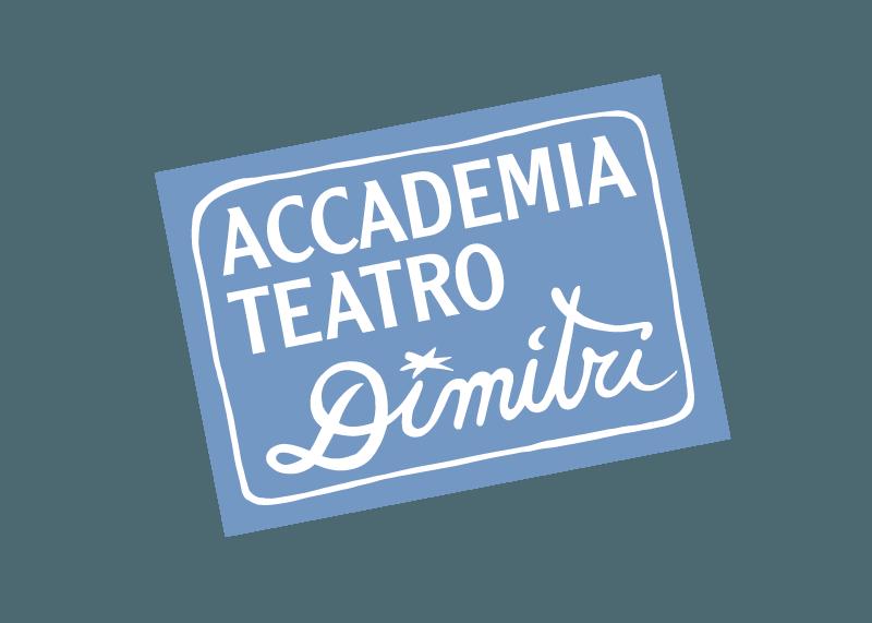 Das Logo der Accademia Teatro Dimitri