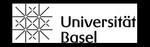 Das Logo der Universität Basel