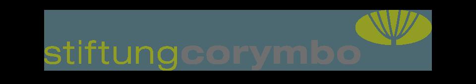 Das Logo der Stiftung Corymbo
