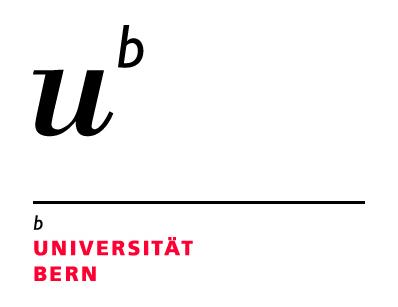 Das Logo der Universität Bern