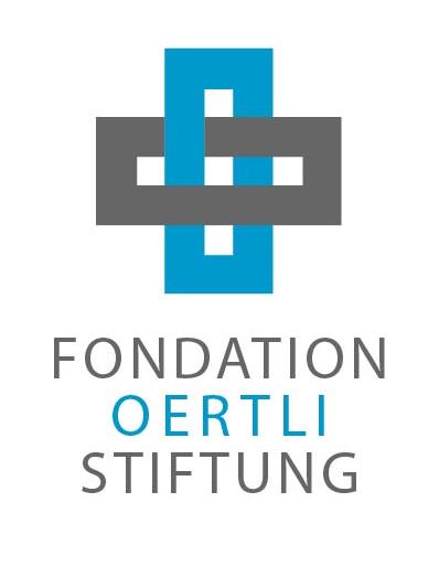 Das Logo der Oertli Stiftung