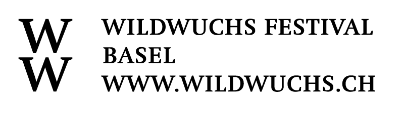 Das Logo des Wildwuchs-Theaterfestivals